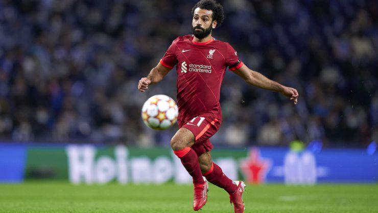 Jurgen Klopp claims Mohamed Salah is the best player in the world