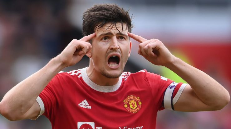 Solskjaer gamble on Harry Maguire backfires in most horrendous way