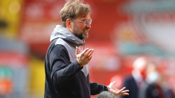Jurgen Klopp takes another dig at BT Sport for lunchtime kick-off