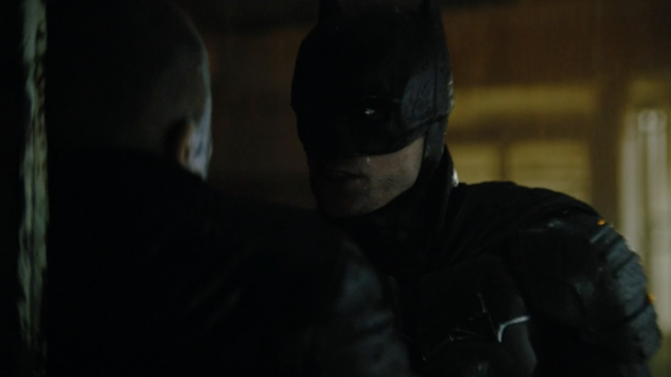The Batman trailer has just dropped and it looks absolutely unreal
