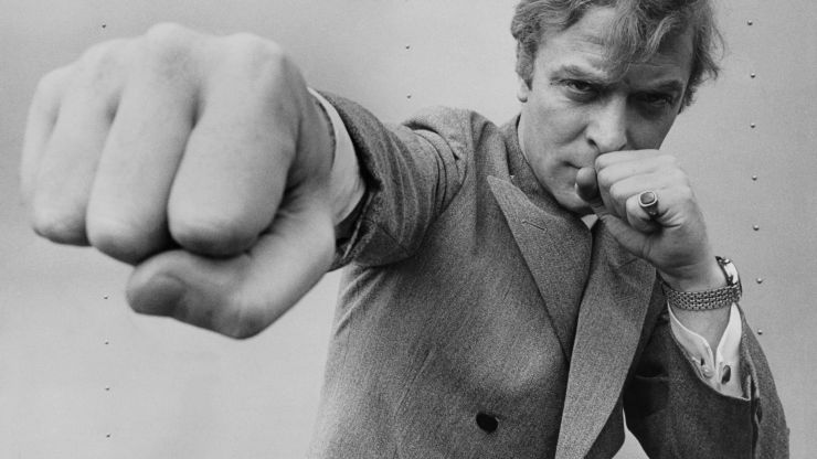 Sir Michael Caine says work offers have 'dried up'