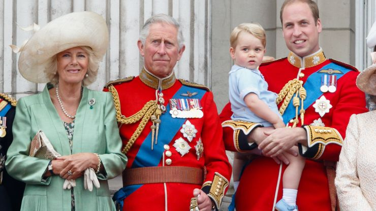 Brits want William as King not Charles, study reveals