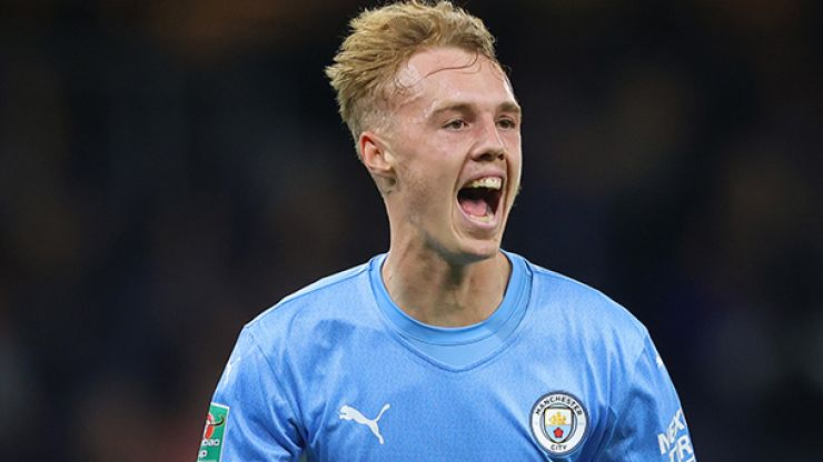Cole Palmer plays for Man City against Burnley, then bags hat-trick for U23s