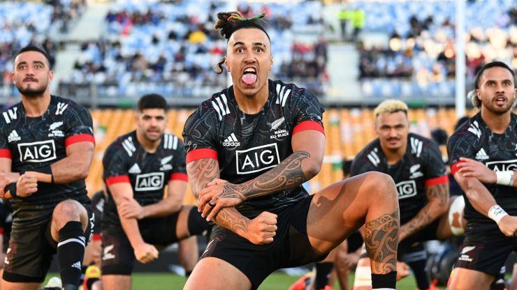 New Zealand rugby star Sean Wainui dies in car crash, aged 25