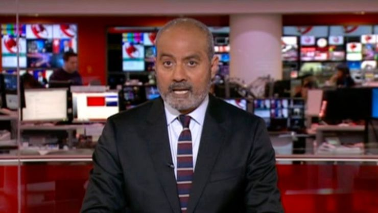 George Alagiah taking break from BBC News after cancer spread