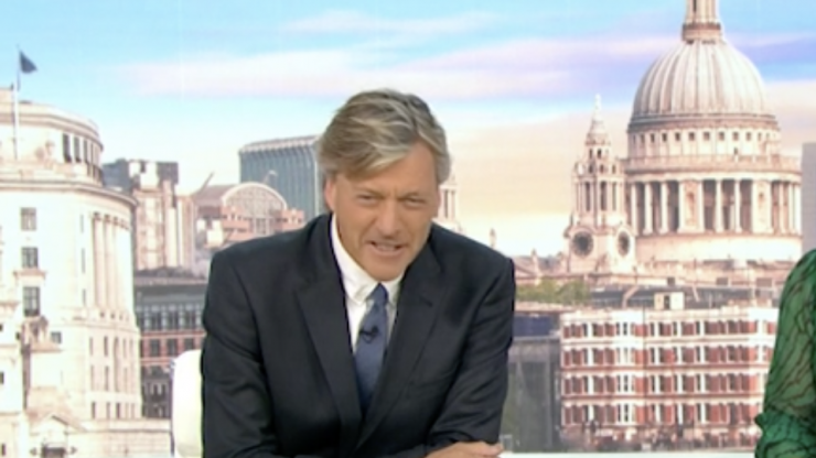 GMB fans shocked over Richard Madeley's 'inappropriate' Kate Middleton comment