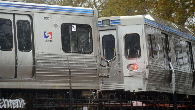 US train passengers used phone 'to record rape', according to authorities