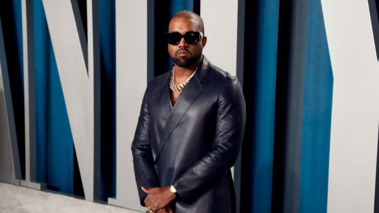 Kanye West has legally changed his name