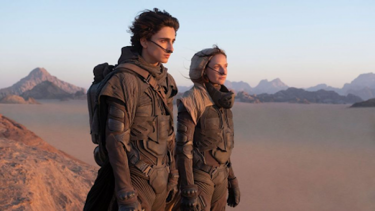 Dune is the best fantasy film since The Lord of the Rings