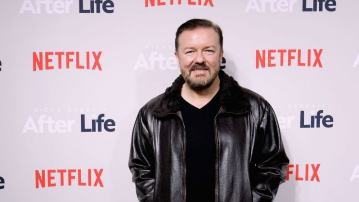 Ricky Gervais wants to live to see young generation 'cancelled' by the next one