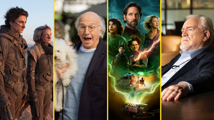 The definitive list of movies and TV to see you through autumn