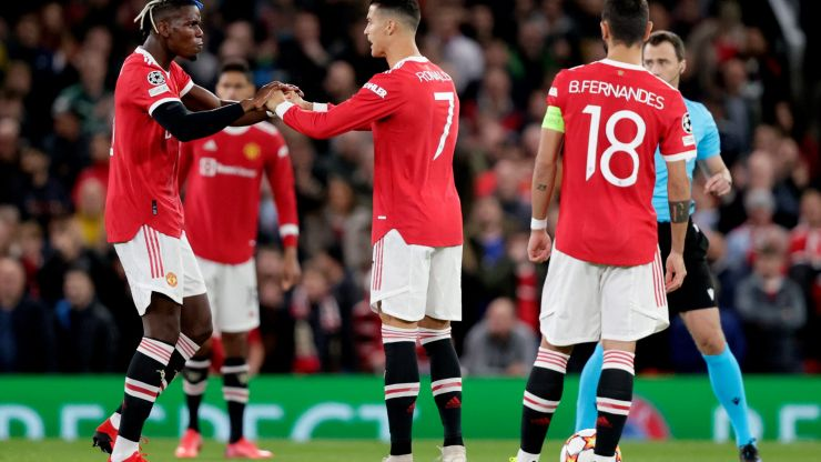 Man Utd charged by UEFA following Champions League win against Villarreal