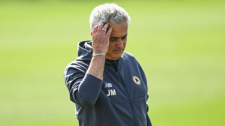 Jose Mourinho (almost) takes full responsibility for humiliating Roma defeat