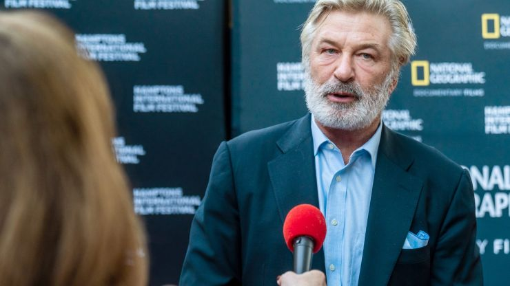 BREAKING: Alec Baldwin 'heartbroken' after fatal shooting of Halyna Hutchins and is fully cooperating with police