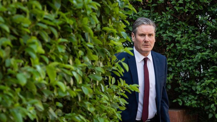 Labour party strategists react to Dominic Cummings' advice to depose Keir Starmer