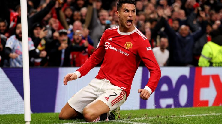 Cristiano Ronaldo hits back at critics questioning his work rate