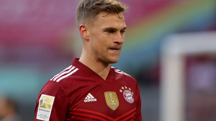 Joshua Kimmich told to get Covid vaccine as he is a 'role model'