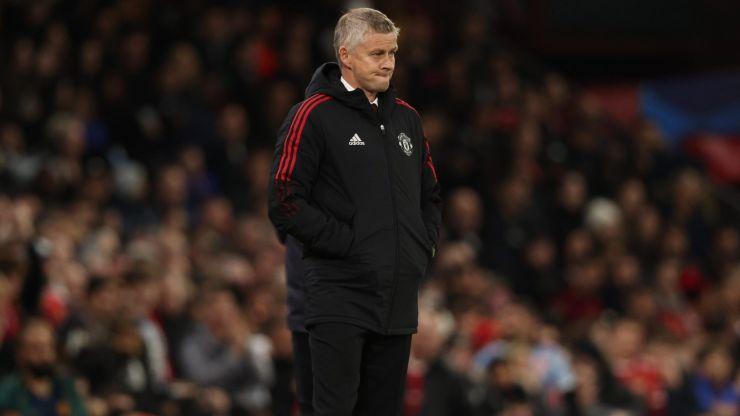 Man United 'seriously considering sacking Ole Gunnar Solskjaer'