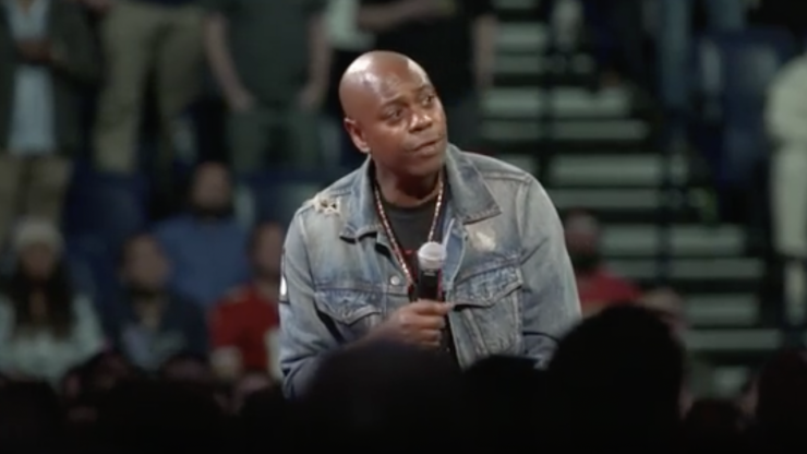 Dave Chappelle slams cancel culture in new stand up clip amid Netflix controversy