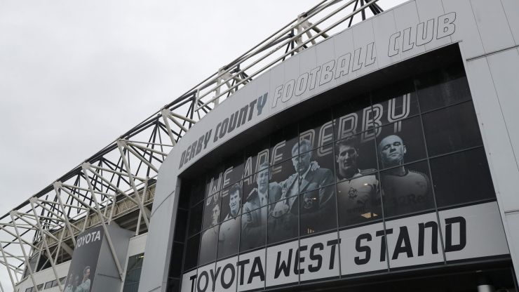 US businessman writes to Derby fans announcing intention to buy club