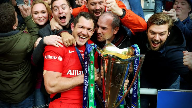 Alex Goode shares some of the worst player forfeits in the Saracens squad