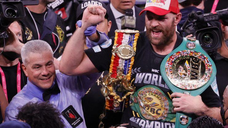 Eddie Hearn: Tyson Fury versus Dillian Whyte set to be announced next month