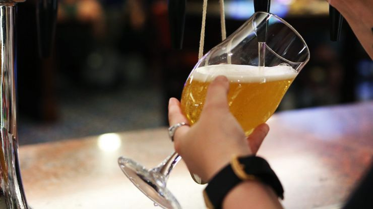 Wetherspoons to cut beer price for next month with 99p pints