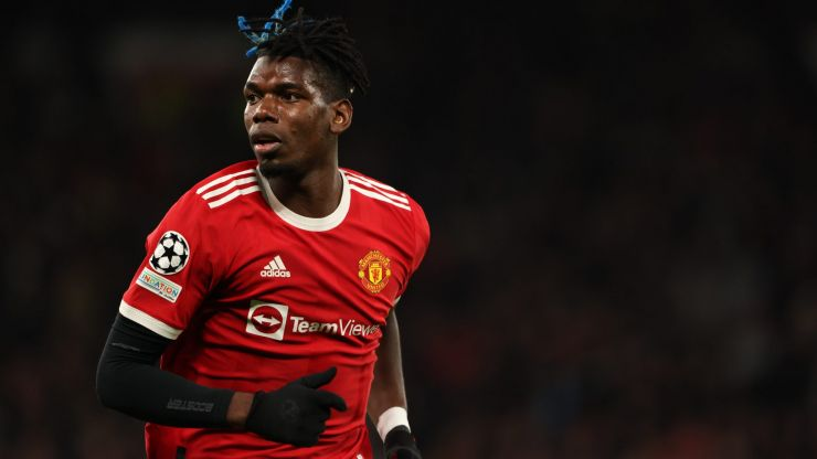 Manchester United back Paul Pogba after calling out The Sun
