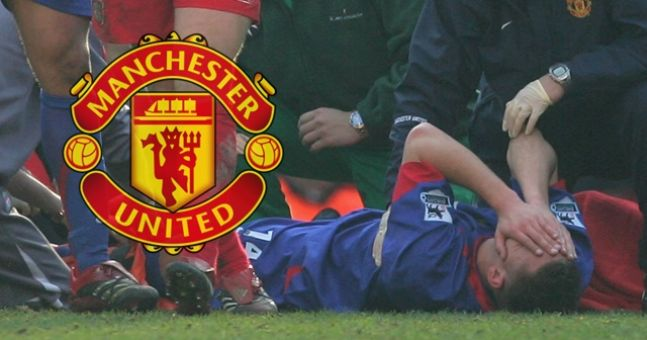 Ex-Man United player speaks about how he never properly recovered from horrific injury