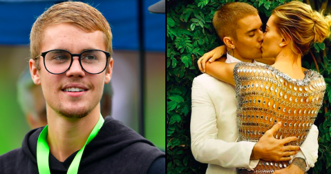 Justin Bieber waited until he was married to have sex with wife Hailey | JOE.co.uk