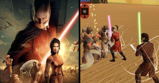A movie based on Star Wars: Knights Of The Old Republic is in the works | JOE.co.uk