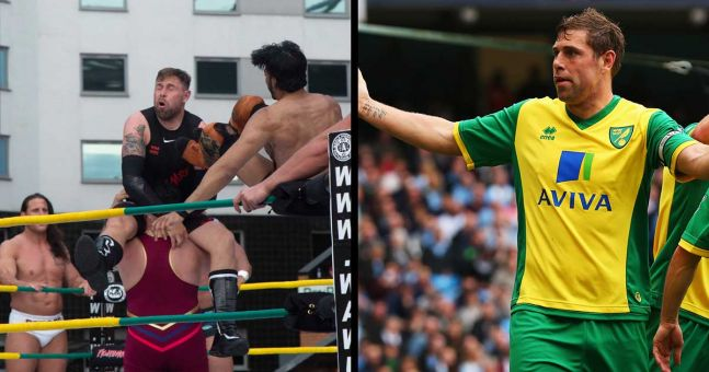From cult footballer to pro wrestling hero: The incredible story of Grant Holt | JOE.co.uk