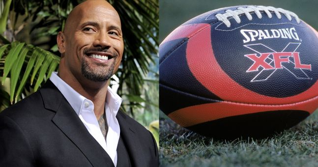 The Rock has bought the XFL for $15 million | JOE.co.uk