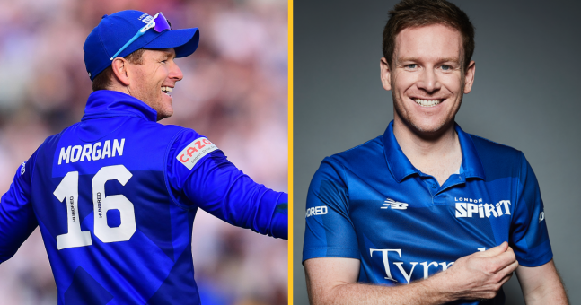 Eoin Morgan exclusive: Olympic cricket would have to be shorter than The Hundred | JOE.co.uk
