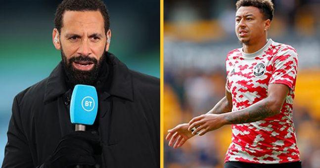 Rio Ferdinand criticises Jesse Lingard for 'big mistake' | JOE.co.uk