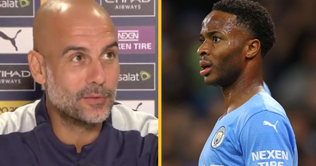 Pep Guardiola fires back at Sterling following claim that he could leave Man City | JOE.co.uk