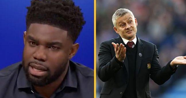 "Micah Richards claims Man Utd ""lack identity"" under Solskjaer | JOE.co.uk"