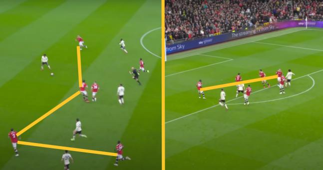 Man United's tactical issues summed up in six screenshots   JOE.co.uk