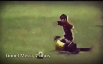 Video: New ad shows Messi, Mascherano, Higuain as young kids in Argentina