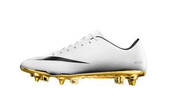 Pics: Nike's new limited edition boots in honour of Cristiano Ronaldo are ridiculously fancy