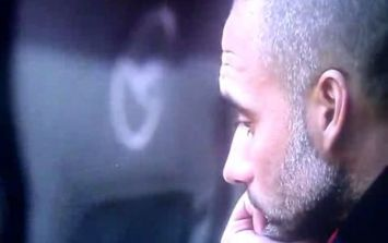 Vine: Bayern score but Pep Guardiola's mind is clearly on his late friend Tito Vilanova