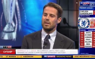 Video: Jamie Redknapp got very worked up about Jose Mourinho's comments last night