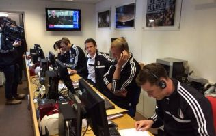 Pic: Fulham's players ring season ticket holders to thank them for renewing for next season