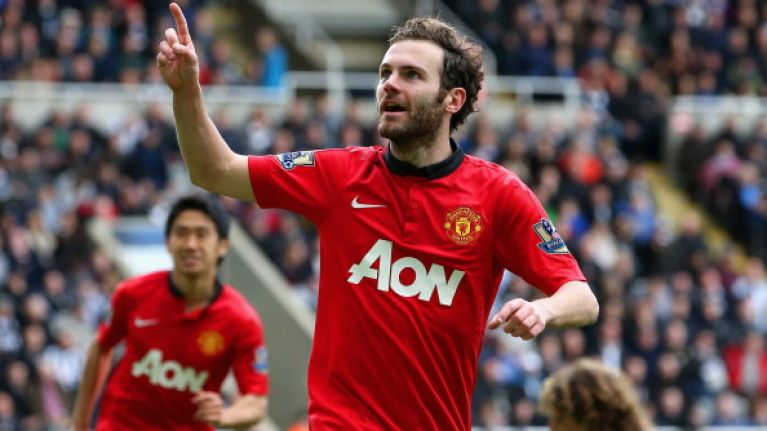 Juan Mata opens up about his rift with Jose Mourinho