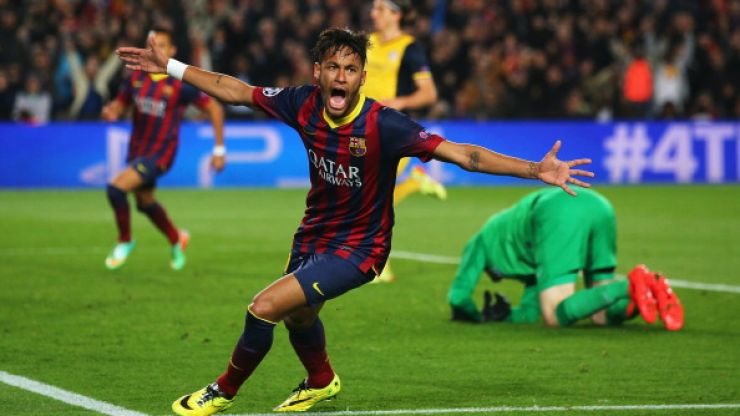 Pic: Neymar lends his support to Dani Alves with this brilliant post on his Instagram