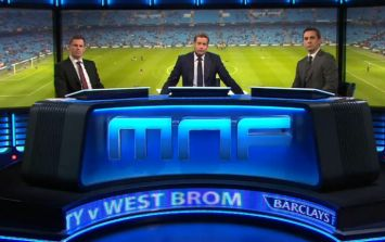 Picture: Here's the team of the season according to Gary Neville and Jamie Carragher