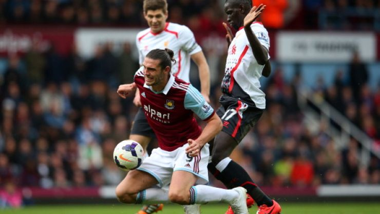 Bad news for West Ham fans - Andy Carroll expected to be out for four months