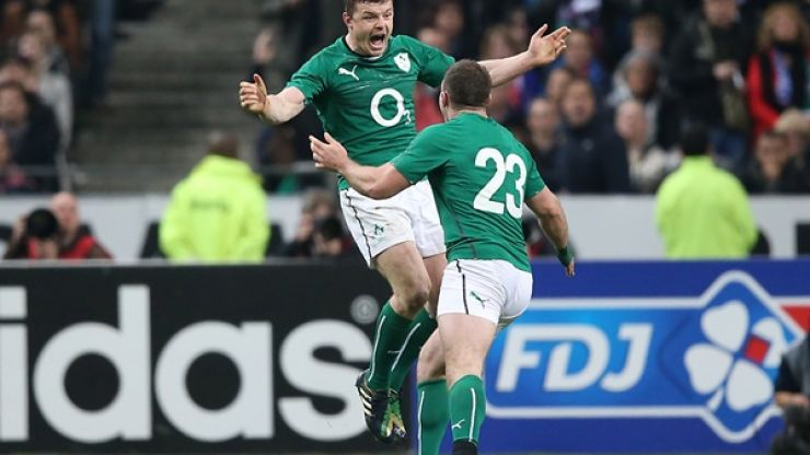 Video: Marty from True Detective reacts to Brian O'Driscoll's international retirement in brilliant parody clip