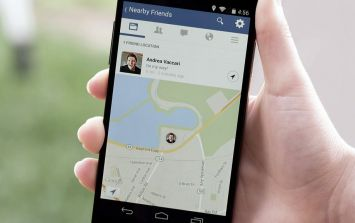 Facebook are adding a 'Nearby Friends' feature, for meet ups with your mates