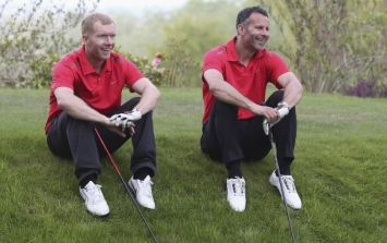 Ryan Giggs calls on old buddy Paul Scholes to help him out at Manchester United